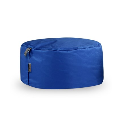 Puff Redondo Naylim Impermeable Azul Happers | Happers.es
