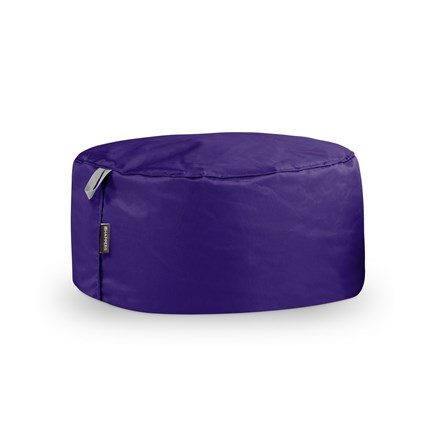 Puff Redondo Naylim Impermeable Morado Happers | Happers.es