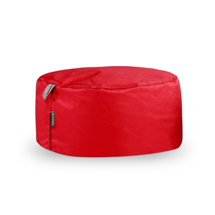 Puff Redondo Naylim Impermeable Rojo Happers | Happers.es