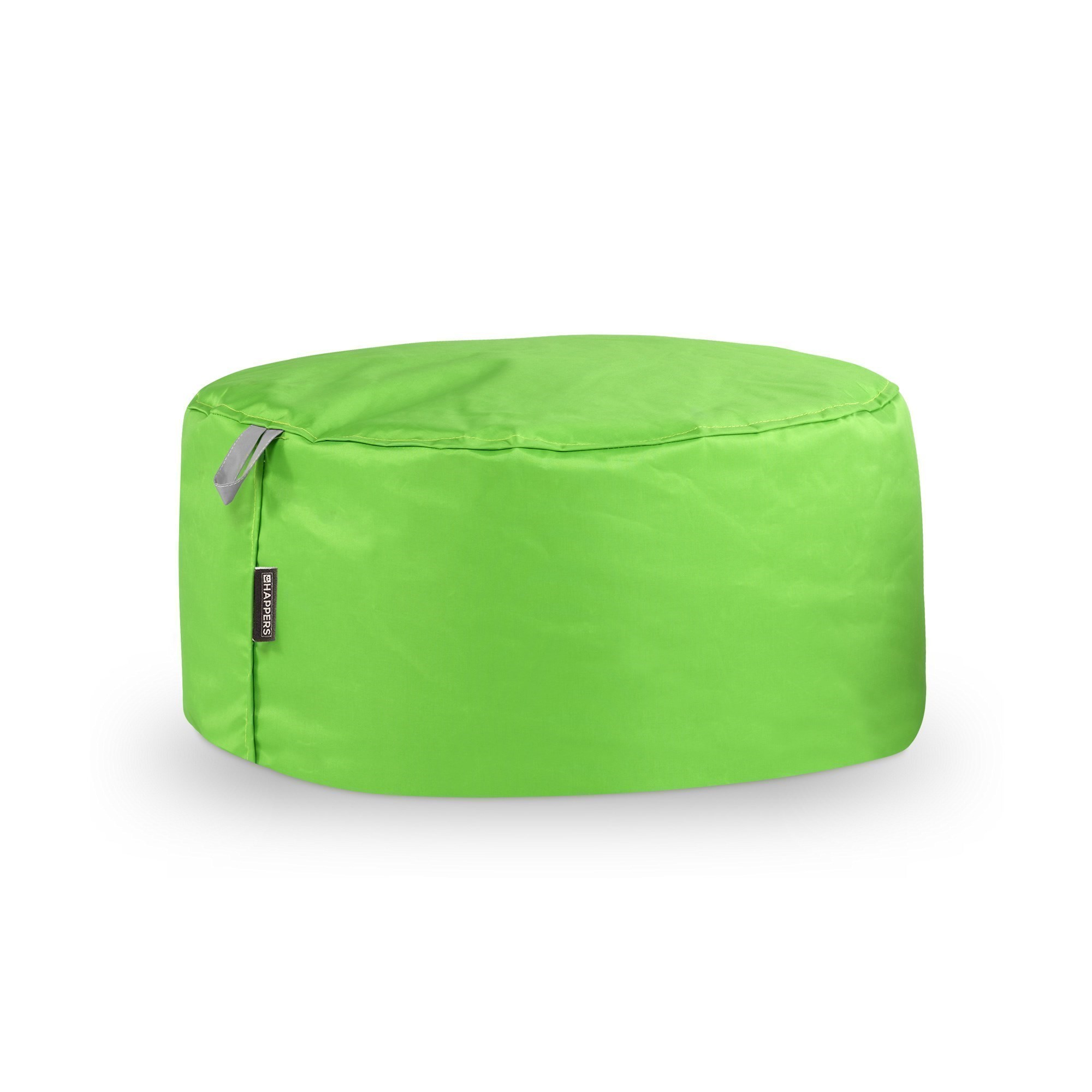 Puff Redondo Naylim Impermeable Verde Happers
