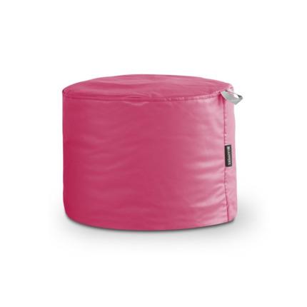 Puff Taburete Polipiel Indoor Fucsia Happers | Happers.es