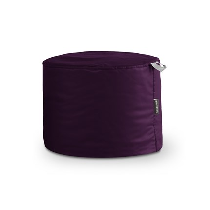 Puff Taburete Polipiel Indoor Morado Happers | Happers.es