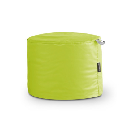Puff Taburete Polipiel Indoor Verde Happers | Happers.es